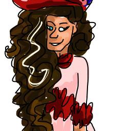 charlie curlyhair curlygirl strangerthings bloody