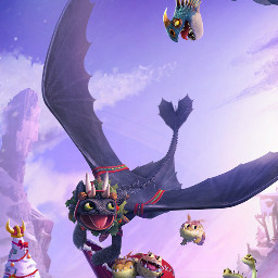 titan uprising dragon christmas