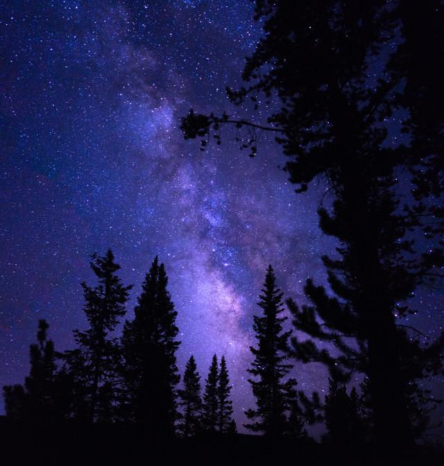 Let you imagination take over. Unsplash (Public Domain) #galaxy #sky #stars #background #backgrounds #freetoedit