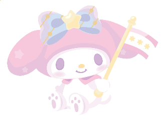 mymelody star fantasy freetoedit