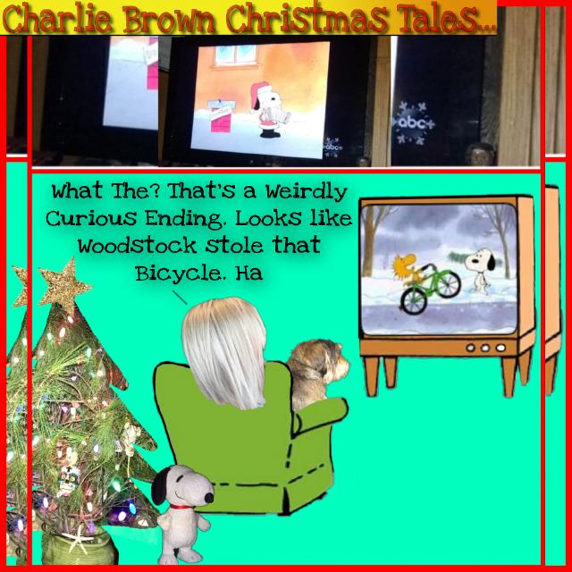 #FreeToEdit #charliebrownchristmas