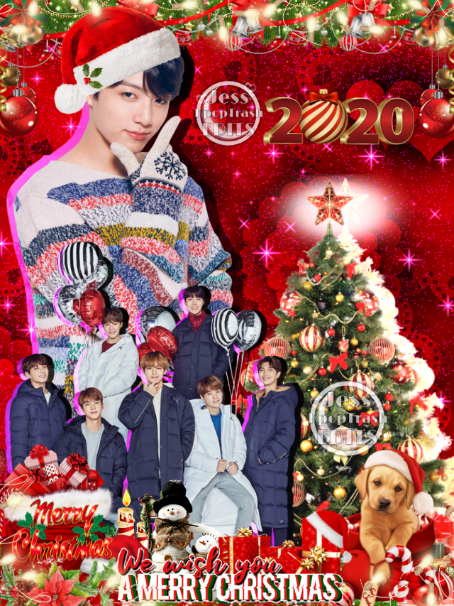 The festive season is much more than Christmas parties and gift giving. It is about showing you care. I hope you find the true miracle this Christmas. You deserve it. I love y'all endlessly xoxoxo hugs 😙😍💖🌸  #kpop #christmas #bts #kpopedits #jeonjungkook  #btschristmas