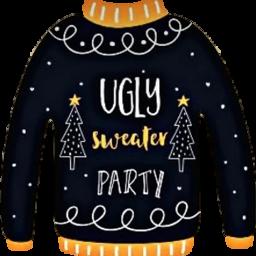 uglysweater freetoedit scuglychristmassweater uglychristmassweater