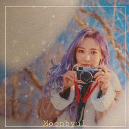 edit moonbyul mamamoo