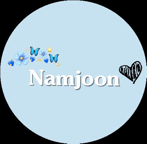 #Namjoon