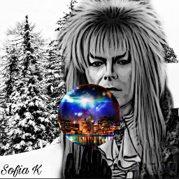bowie labyrinth jimhenson eighties music