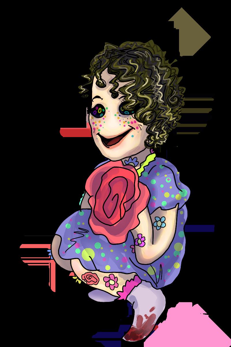 #creepypasta #creepypastaoc #creepypastas #splendorman #daughter #curlyhair #baby #easter #horror #colorful #originalcharacters #happy #child #drawnbyme