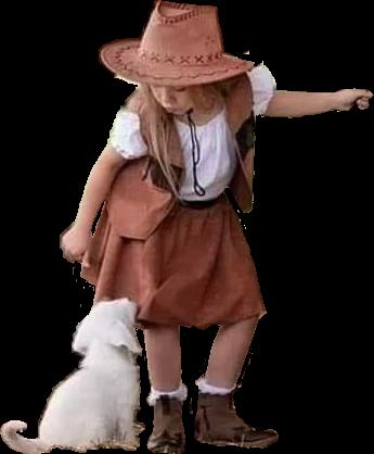 #cowgirl #child