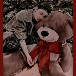 candy_scontest merrychristmas key bear ribbon