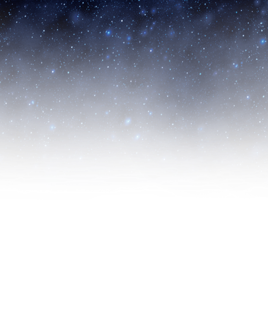 #Starry light background
