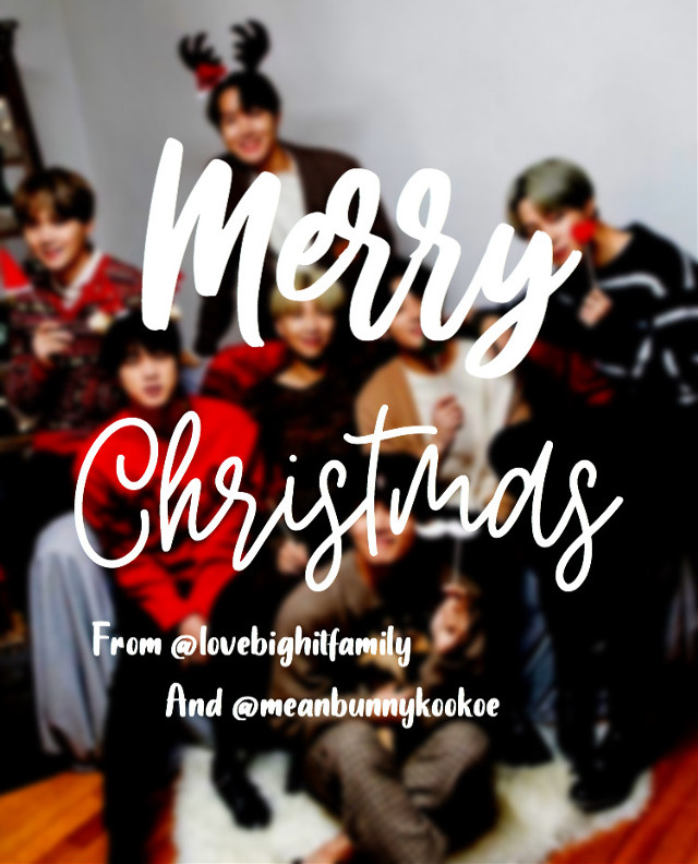 [🎄] . Merry Christmas coming from @lovebighitfamily_ph and @meanbunnykookie (me) . We wanna wish you guys all a happy and good christmas and we hope that this day will be the most memorable day for you all. We love you guys <3. Also @lovebighitfamily_ph told me that she misses all of you and she might comeback soon :). To all her followers I hope you still support her <3. Merry Christmas again coming from @lovebighitfamily_ph and @meanbunnykookie (me) . 3rd place winner will be announced sometime I hope you understand :( I'm much more online in Instagram tho <3 . Wιɳɳҽɾ Tαɠʂ @taekooknochu  @aesthetic_mochiedits  @blckpjnk  @jkhey-y  . 𝕿𝖆𝖌𝖘 @i-luvbtsand-yep  @intro_persona  @min-shine  @_miyakura_  @little_meowmeow  @cosmicboba  @moon-kki  @moeka_vb1  @alloutrandom  @mycupofmilktae  @meanbunnykookie2  . 𝙃𝙖𝙨𝙝𝙩𝙖𝙜𝙨 #merrychristmas #merry_christmas #merryxmas #merrychristmas2019 #merrychristmaseveryone #merryxmaseveryone  .