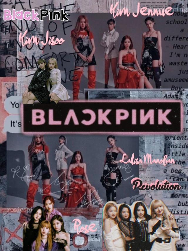 #blackpink #aesthetic #kpop  #freetoedit
