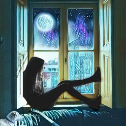 freetoedit windowchallenge windowsremix sadgirl ircwindow window