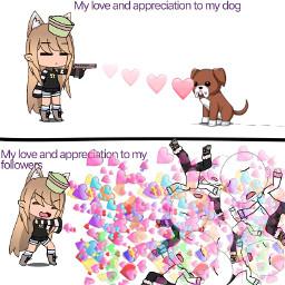freetoedit followers follower dog doggy