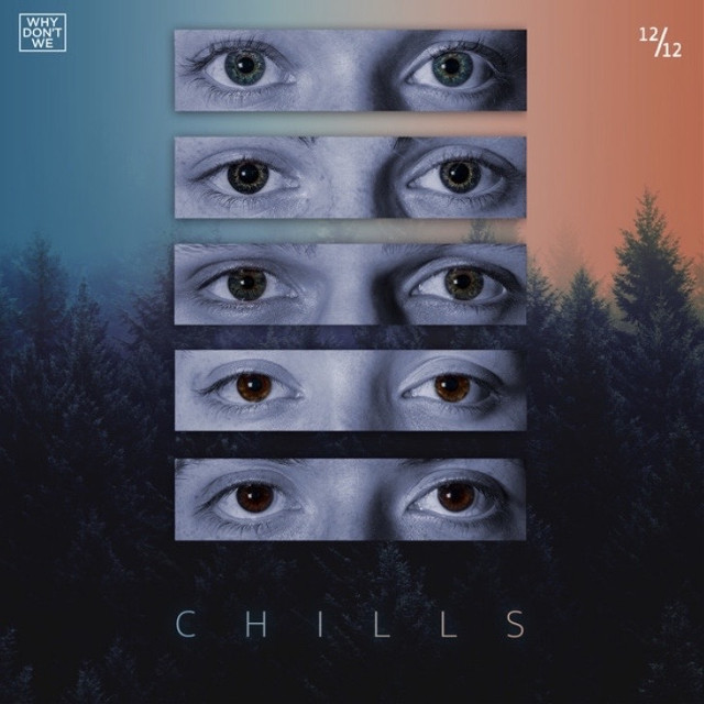 new song #ChillsOUTNOW 🥶 ¹²/₁₂