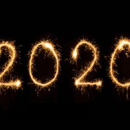 2020 newyear background backgrounds freetoedit