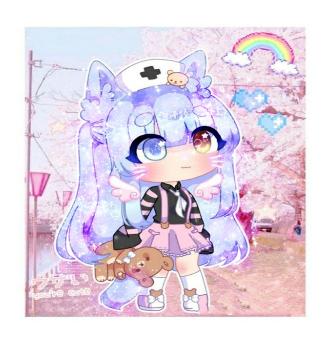 #gachalife #picsartedit #lovepicsart😙💙 #pastelcolors   Please follow me: @fion_steph101  Thank you! :)