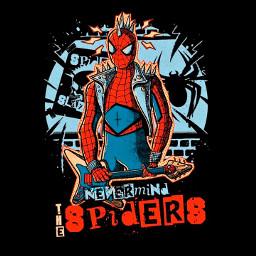 freetoedit spiderverse spiderman spiderpunk punk