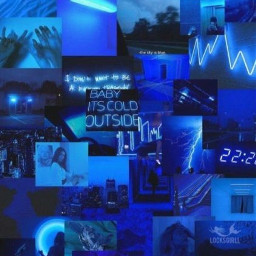 freetoedit aesthetic blue azul wallpaper ccblueaesthetic blueaesthetic