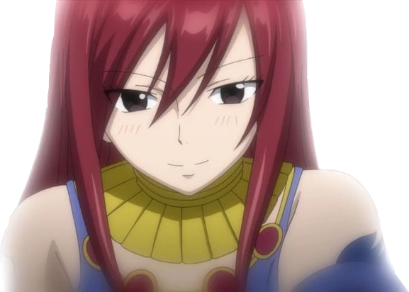 #Fairy Tail Erza_best smile