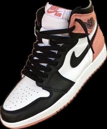 #nike #pink #sneakers #shoes #outfit #baddie