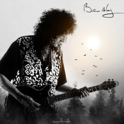 freetoedit brianmay graphicdesign design graphicdesigner