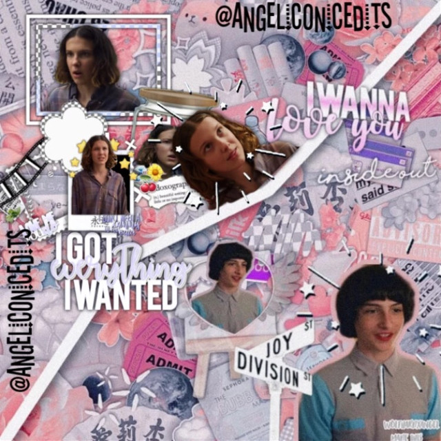 """Open🔓  Hey Guys  This is a collab with the talented @angeliconicedits 💗 - Left Side(Eleven): Her Right Side(Mike): Me - @mills_diamond @grandesmoonlight- @moonlightbaeariii     @annacvrp @editzbyemu @millieismyangel @florencebymillupdate @milliesmylove   @dreamingmillie  @riverdale2112 @cutexwolfhard  @sia_m_  @armyfromuniverse  @dilara14452  @__loser_av_club__ @millie-011  @daydreamxchely   @sincerelyrosy @grazerxschnapp-  @elmaxx011 @billies-smile  @theblossomqueen1 @rebecca_dsouza @poodsunshine  @fancybutera @coldbrewcoffe @strangerxavacado @francy_st-it @awhmulti @millielovers4ever  @loony_goodlove @mills_whaless @mills_my_queen @__actors_edit__  𝐂𝐮𝐭𝐢𝐞𝐬: @catlovesmills  @aesthetic_billie  𝐅𝐚𝐧𝐩𝐚𝐠𝐞: @wolfhardxangel_fan9 @wolfhardxangelxfan @wolfhardxangel-fan ↑𝐈 𝐥𝐨𝐯𝐞 𝐲𝐨𝐮 𝐀𝐧𝐠𝐞𝐥𝐬!!  𝐁𝐞𝐬𝐭 𝐅𝐫𝐢𝐞𝐧𝐝𝐬:  @mike_el  @ilovemillls @tubulartingz @reddie-shipper @millsxangel @011milliethings ↑𝐋𝐨𝐯𝐞 𝐲𝐨𝐮   𝐁𝐞𝐬𝐭 𝐁𝐞𝐬𝐭 𝐅𝐫𝐢𝐞𝐧𝐝:  @mike_el  ↑𝐋𝐨𝐯𝐞 𝐲𝐨𝐮 𝐬𝐨 𝐦𝐮𝐜𝐡   𝐌𝐲 𝐁𝐛𝐲: @shinyswift 𝐓𝐡𝐚𝐧𝐤 𝐲𝐨𝐮 𝐟𝐨𝐫 𝐞𝐯𝐞𝐫𝐲𝐭𝐡𝐢𝐧𝐠  -𝟏𝟐.𝟎𝟐.𝟐𝟎𝟏𝟗-  ↑𝐈 𝐥𝐨𝐯𝐞 𝐲𝐨𝐮 𝐰𝐢𝐭𝐡 𝐦𝐲 𝐰𝐡𝐨𝐥𝐞 𝐡𝐞𝐚𝐫𝐭   𝐎𝐧𝐞 𝐧 𝐨𝐧𝐥𝐲: @strangestxmillie ↑𝐋𝐎𝐕𝐄 𝐘𝐎𝐔 𝐓𝐎 𝐓𝐇𝐄 𝐌𝐎𝐎𝐍 𝐀𝐍𝐃 𝐁𝐀𝐂𝐊   Comment """"💜"""" if you want to be on my tag list Comment """"☁️"""" to be removed - #mileven #stranger #things #st #strangerthings #strangerthings3 #st3 #complex #complexedit #edit #notfreetoedit  -"""