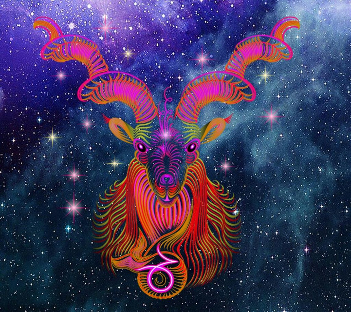 Get the tea on Capricorns ♑️🔗bit.ly/CapricornSzn Edit by @tracywitt #capricorn #zodiac #capricornseason #sighn #freetoedit