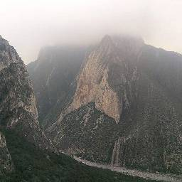 foggy mountains monterrey mexico aesthetic trip vacation pctravel