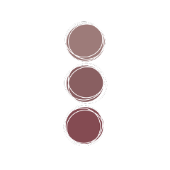 soft purple pink circle pallete freetoedit