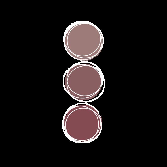 #soft #purple #pink #circle #pallete #palleteaesthetic