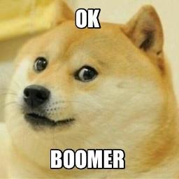 okboomer boomer memes okayboomer freetoedit