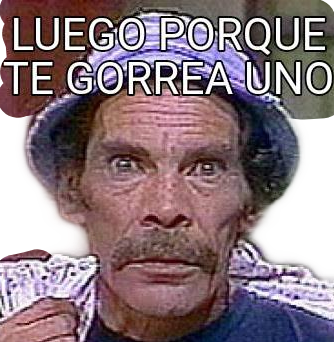 #gorreado