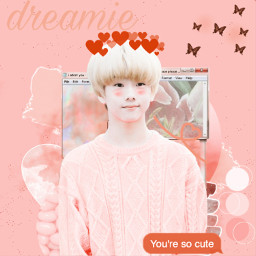 pastelcutecontest nct_dream nctedit nctjisung jisungpark