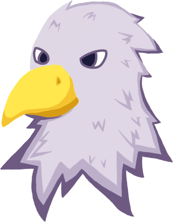 #animalcrossing #apollo #eagle #cute #nintendo