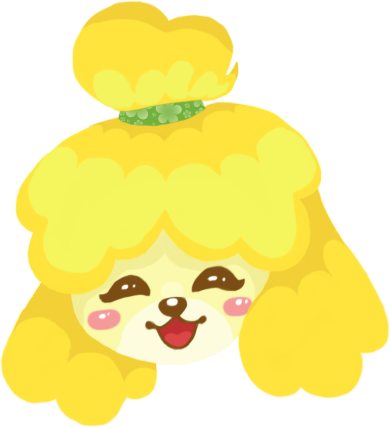 #AnimalCrossing #isabelle #animalcrossingissabelle #cute #nintendo