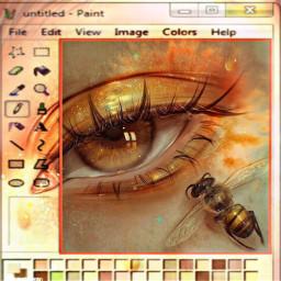freetoedit girlsgeneration girlart eyescolor eyeshadow srcrememberingpaint rememberingpaint