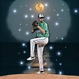 baseball sportsedit pitcher werewolf sports freetoedit
