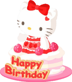 hellikitty happybirthday birthdaycake cake freetoedit