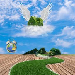 dreem surrealism sweetdreeam fantasy greenland freetoedit