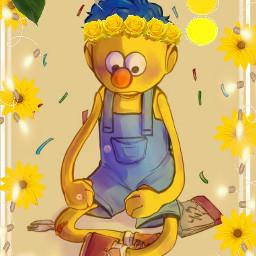dhmis donthugmeimscared yellowguy freetoedit