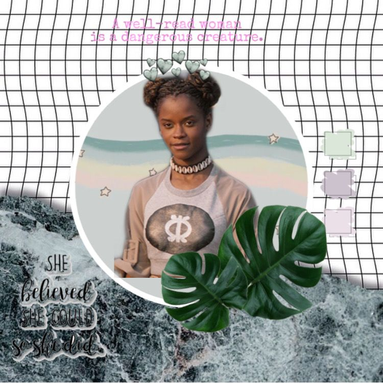 @marvelette here is the edit of Shuri i did for you! Hope you like it 💗💛 #freetoedit