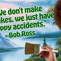 freetoedit bobross bob happyaccidents ecthejoyofbobross thejoyofbobross