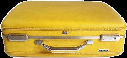 #suitcase #yellow #suitcase #vintage #yellowvintage #yellowsuitcase #vintagesuitcase #yellowvintagesuitcase #moonriskingdom #moonrisekingdomsuitcase
