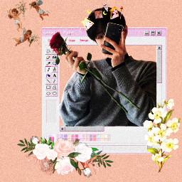 freetoedit wyzwanie winter korea koreanboy