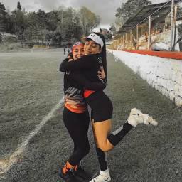 football flagfootball friends leonas