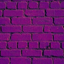 freetoedit wall purple bricks background