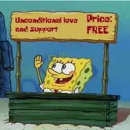 memes spongebob loveme crush freetoedit
