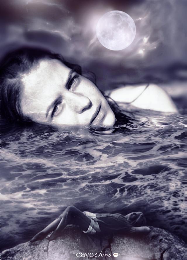 #vipshoutout #tp@liliakukina #sea #ocean #moon #wave #woman #inthewater @freetoedit @picsart #conseptual #manipulation #myimaginationatwork #be_unique #myart #myedit #madewithpicsart