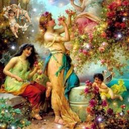 ectherenaissance therenaissance freetoedit renaissanceremix beautiful